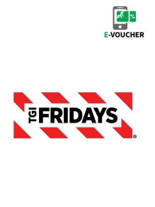 TGI Friday' E Gift Voucher INR 1000