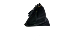 Lether Land Pouch bag A133_BLK